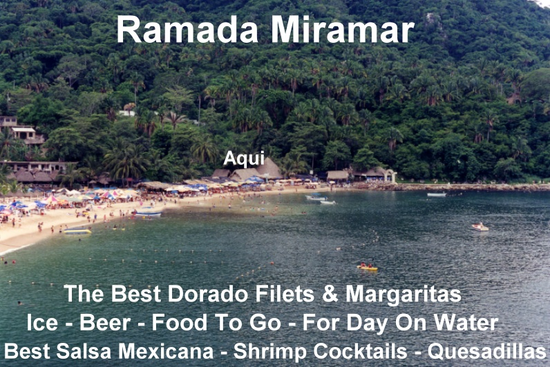 Ramada Miramar at Playa De Mismaloya Has Great Food - Mexico